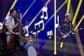 Martin Lindén 02, Robert Jansson 02 & Janne Lindén 03 @ Melodifestivalen 2017 - Jonatan Svensson Glad.jpg