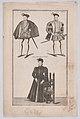 Mary, Queen of Scots below two portraits of Francis II, King of France in costume Met DP890090.jpg