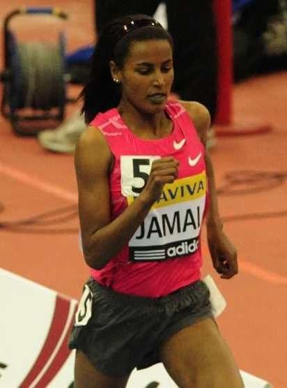 Maryam Jamal Birmingham indoor 2010
