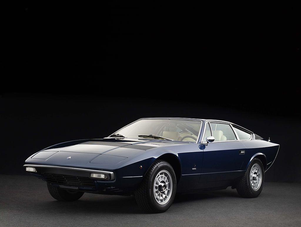 Maserati Khamsin 1975 front