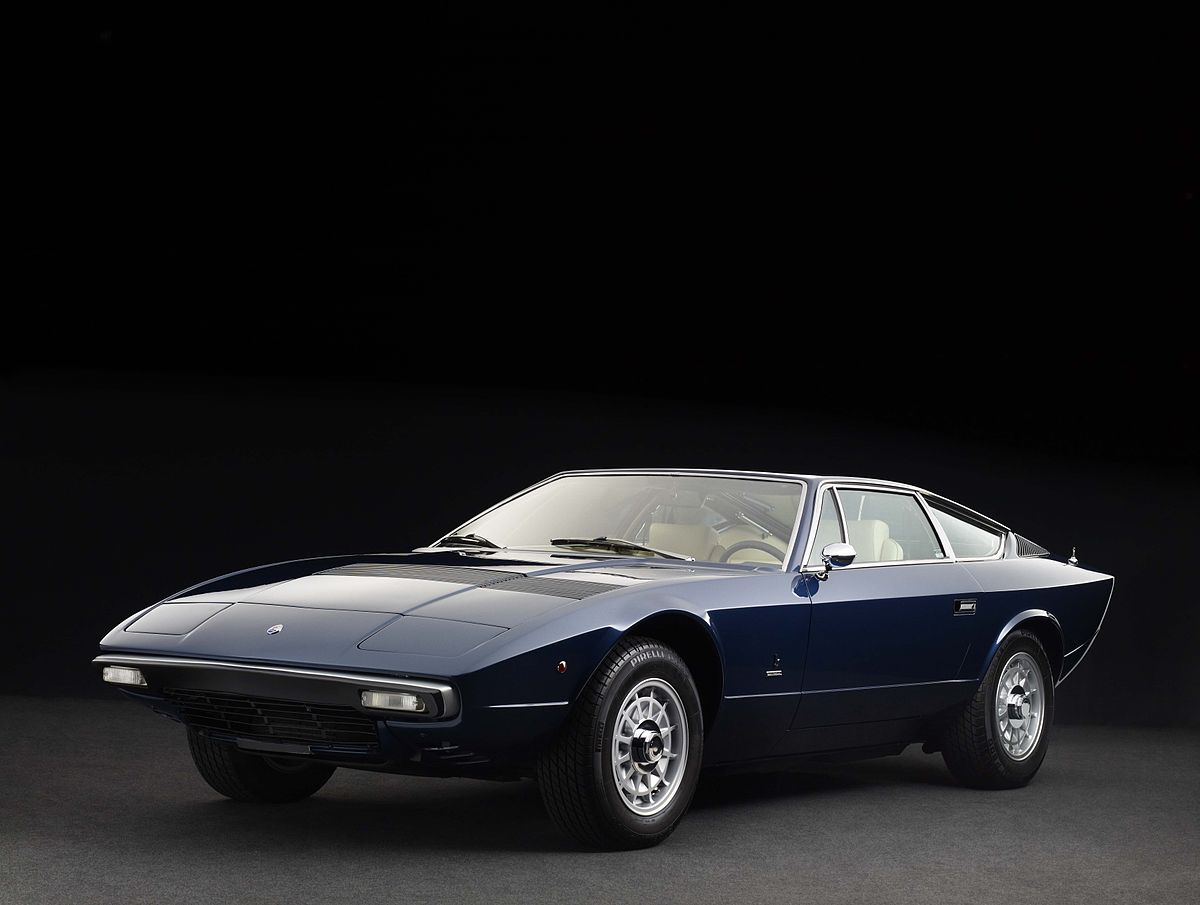 maserati khamsin wikipedia la enciclopedia libre. Black Bedroom Furniture Sets. Home Design Ideas