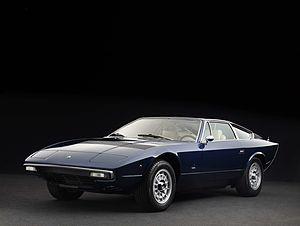 Maserati Khamsin - 1975 Maserati Khamsin