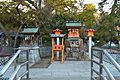 Masumida-jinja (Ichinomiya) Itsukushima-sha & Hachiryu-jinja.JPG