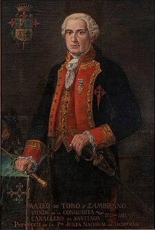 Mateo de Toro Zambrano