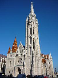 Matthias Church, Budapest.JPG