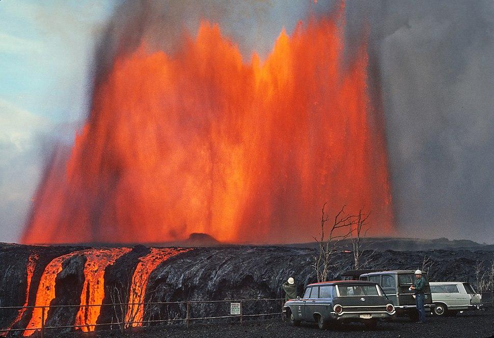 Mauna Ulu eruption episode 12