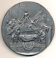 Maurice de Saxe mausolee medaille AV.jpg
