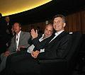 Mauricio Macri en la reinauguración del Planetario Galileo Galilei (6520743815).jpg