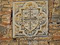 Mayorga iglesia Santa Maria Arbas escudo nobiliario ni.jpg