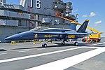 McDonnell Douglas F A-18A Hornet '161942 1' (39334753860).jpg
