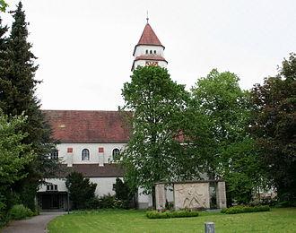 Meckenbeuren - Church of St. Mary