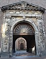 Medieval gate with nice decorations at Nijmegen - panoramio.jpg