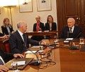Meeting Papoulias, Papandreou, Samaras, Karatzaferis - 10 November 2011 (8).jpg