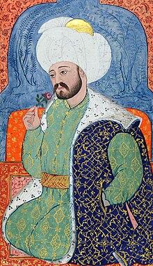 Mehmed I miniatuur.jpg