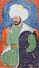 Portrait of Mehmed I