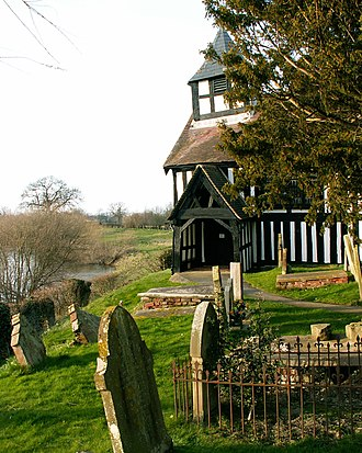 Melverley - St. Peter's Church