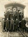 "Members of the ""Sandy Bottom"" travelling company (SAYRE 13212).jpg"