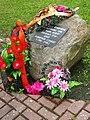 Memorial Stone to Vitebsk Ghetto - Vitebsk - Belarus (27430071430).jpg