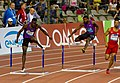 Men 400 m hurdles Memorial Van Damme 2015.jpg