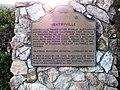 Mentryville, California, Historical Marker.jpg