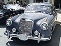 Mercedes-Benz S-Class W180 (Street Festival '14).jpg