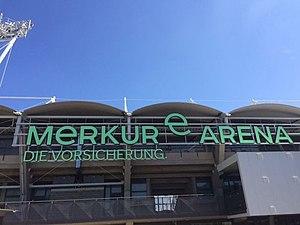 SK Sturm Graz - UPC-Arena