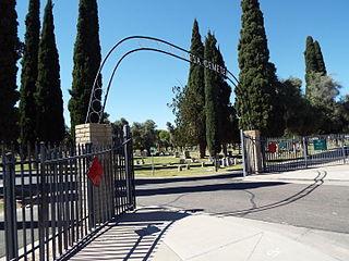 City of Mesa Cemetery