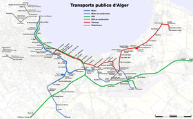 Image illustrative de l'article Tramway d'Alger