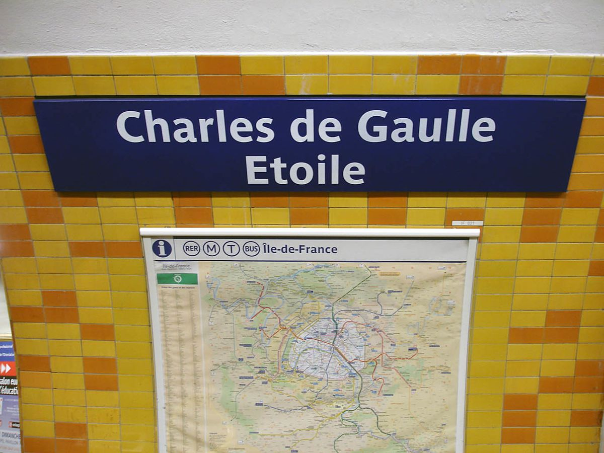 how to get to paris from cdg by metro