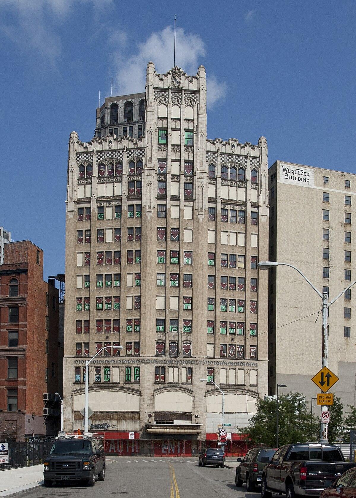 Metropolitan Building Detroit Wikipedia
