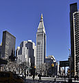 Metropolitan Life Insurance Company Tower - Madison Square - New York 2-03-2016 14-33-43.JPG