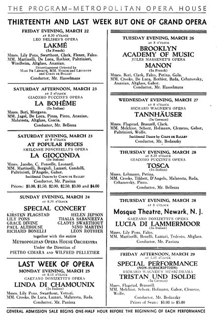 Gatti-Casazza's last week at the Met (March 22-29, 1935) Metropolitan Opera Schedule March 22-29, 1935.jpg
