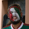 Mexico fan at World Cup 2010-06-24.jpg