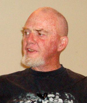 Michael Blake (author) - Blake speaking in Washington, 2007.