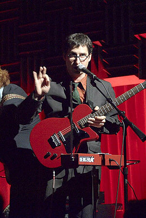 Michael Hearst - Michael Hearst performing at Joe's Pub in New York, NY.