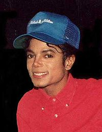 Michael Jackson in 1988