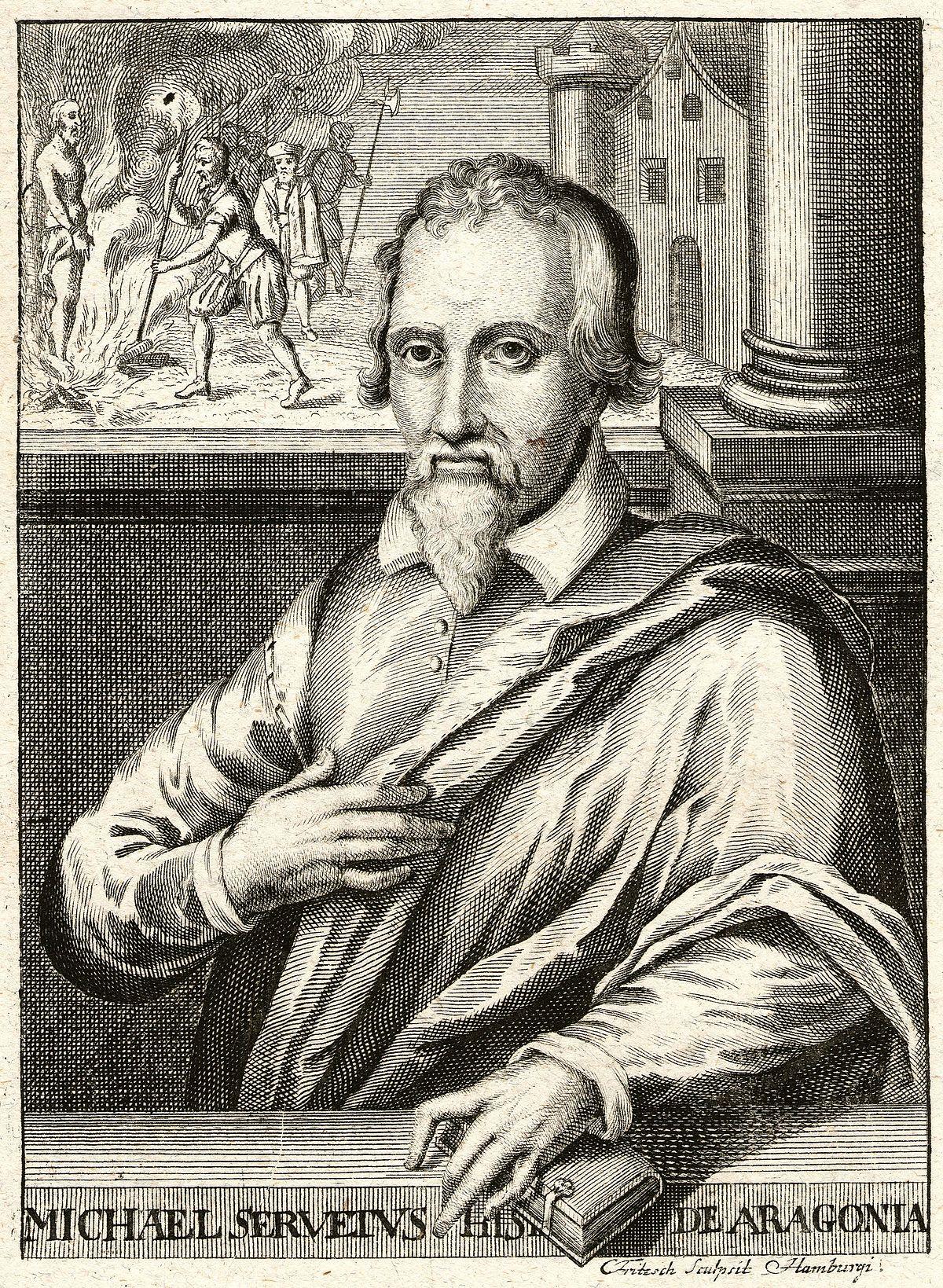 Miguel Servet - Wikipedia, la enciclopedia libre