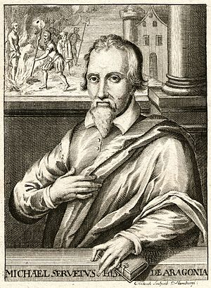 Michael Servetus - Image: Michael Servetus