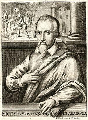 Servet, Miguel (1511-1553)