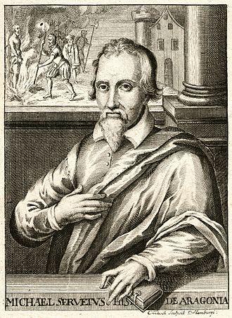 Michael Servetus - Image: Michael Servetus