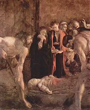 """""""La sepultura de Santa Lucía"""""""