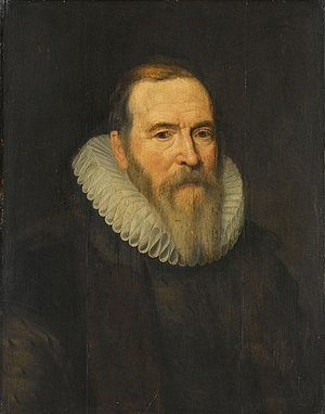 States of Holland and West Friesland - Johan van Oldenbarnevelt