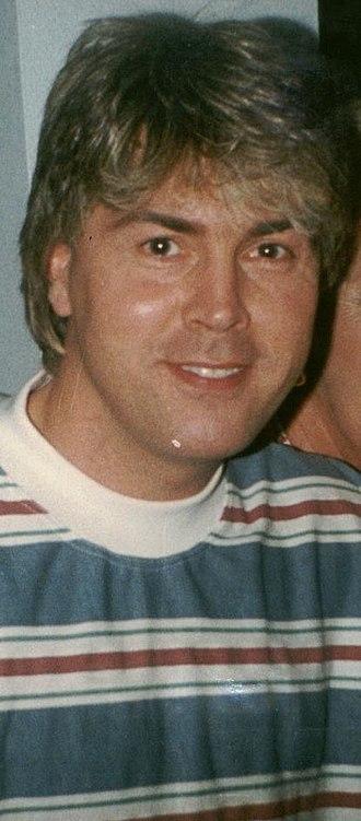 Mike Nolan (singer) - Nolan in 1991