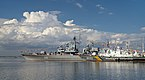 Military Ships in Odessa, Navy Day. Ukraine.jpg