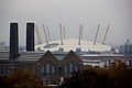 Millennium Dome from Greenwich, 2011.jpg
