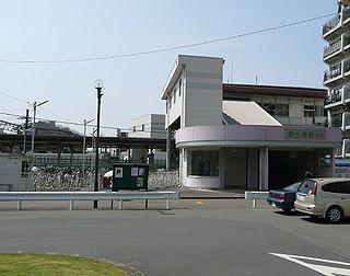 Minami-Ōtsuka Station Railway station in Kawagoe, Saitama Prefecture, Japan