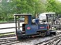 "Miniature locomotive ""Merlin"" (geograph 1854299).jpg"