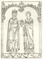 Miro, Suevic king of Galicia, and Martin of Braga.png