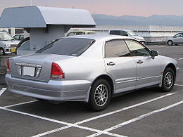 Mitsubishi-Diamante-2nd 1999-rear.jpg