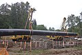 Mladotice, Podhrázský mlýn, uložení plynovodu.jpg